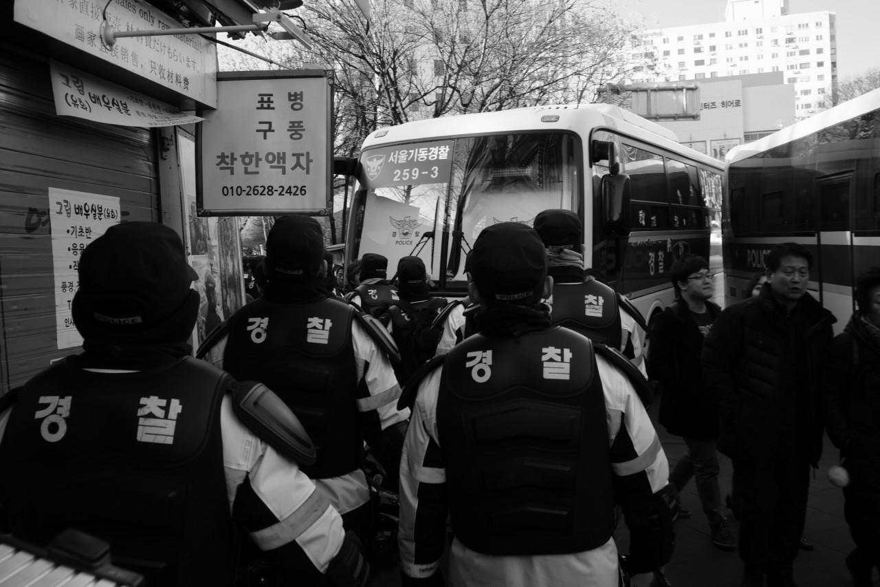 2017_03_Seoul_After Impeachment