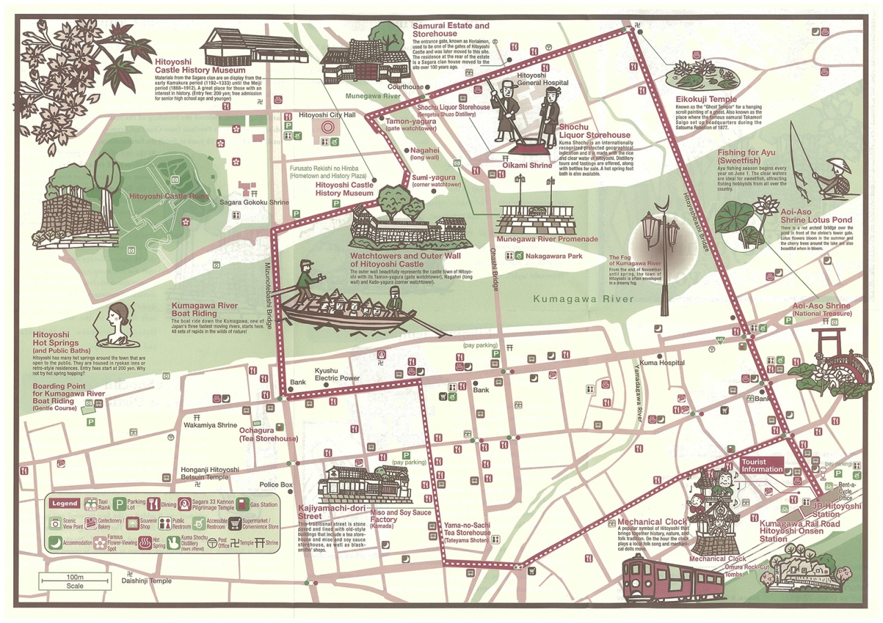 TheLittleKyoto map